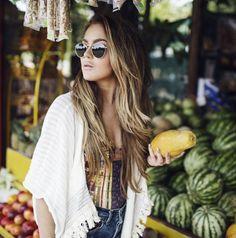 Summer look - Angelica Blick