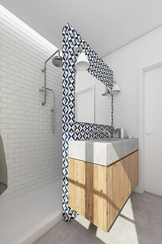 Villa Berta, Lisbonne. Décoration par Lusa Luso Decoration, Bathtub, Bathroom, Villa, House, Inspiration, Houses, Studio Apartments, Master Bedrooms