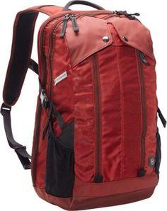 Victorinox Altmont 3.0 Slimline Laptop Backpack Red - via eBags.com!
