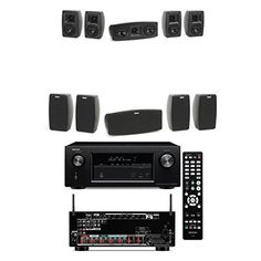Klipsch Quintet V5 Home Theater SystemDenon AVRX2100W 72 -- Check out this great product. (Note:Amazon affiliate link)