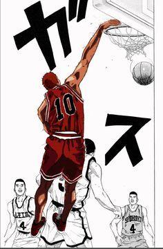 managa slam dunk by pcg on DeviantArt Slam Dunk Manga, Kuroko, Manga Drawing, Manga Art, Manga Anime, Inoue Takehiko, Nba Wallpapers, Cool Posters, Slammed