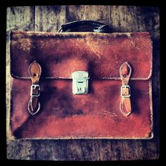 Vintage bag from my personal collection.