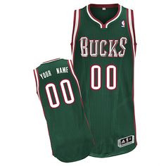 a8cecc34c Cheap Milwaukee Bucks Jersey Authentic Revolution 30 Green Road Alternate  on sale