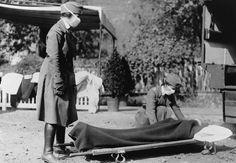 ¿Ebola? La gripe española fue una de las pandemias más mortales de la historia.