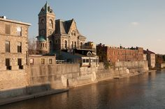 Cambridge Ontario - one of the most beautiful places I've ever lived