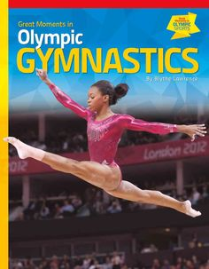 """Explores Olympic gymnastic history, discussing key figures and record breakers, including Bart Conner, """"The Magnificent Seven, """" and Gabby Douglas."""