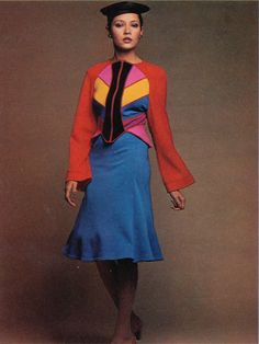 """The Kaleidoscopic World of Stephen Burrows 