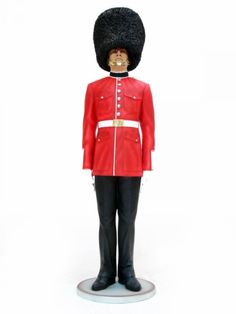 Decorate for your British Themed Event with a Queen's Guard Prop.  http://bigfootevents.co.uk/entertainment/Themed-Events/Best-of-British-Theme.aspx