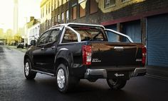 Isuzu UK has designed and developed a range of competitively-priced accessories for its acclaimed D-Max pick-up, allowing customers a far greater degree of customisation. Isuzu D Max, Bar Rack, Pick Up, Accessories, Range, Cars, Vehicles, Cookers, Autos