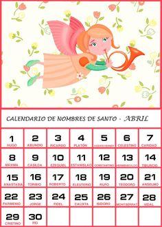 Calendario Con Santos.Las 13 Mejores Imagenes De Santos En 2016 Calendario De Santos