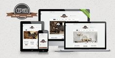 Cepheu - eCommerce Bootstrap Template . Cepheu – eCommerce Bootstrap Template is a clean and elegant design – suitable for selling clothing, flower, cookery, accessories, fashion, high fashion, men fashion, women fashion, accessories, digital, kids, watches, jewelries, shoes, kids, furniture, sports….. It has a fully responsive width