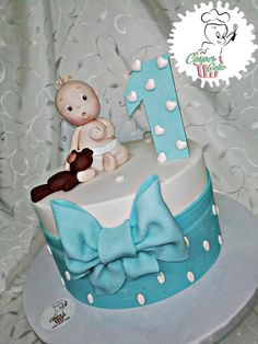 Baby boy by Casper cake