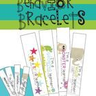 Freebie - Reward students for setting great examples and making right choices in the classroom! These bracelets are ideal for classroom use since the edify f...