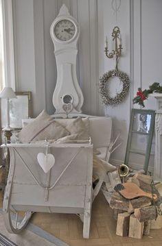 Antiquités suédoises pour un appartement anglais | | PLANETE DECO a homes worldPLANETE DECO a homes world