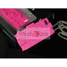 Cool Paris lego bag case for iPhone 4 / 4S / 5 case - pink | windycase.com