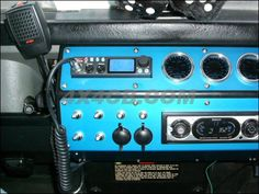 INTEK M-799 UK CB Radio £96.00 http://www.4x4cb.com/public/item.cfm?itemID=1888