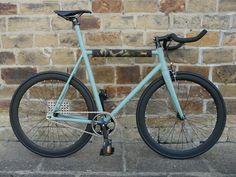 OverSpeed Viper 1 custom bike available from www.overspeedfixies.co.uk