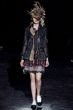 Junya Watanabe Spring 2012 Ready-to-Wear Collection Photos - Vogue