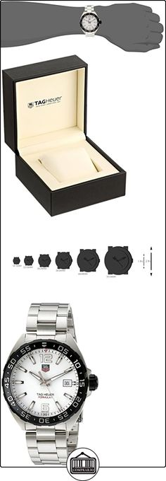 Tag Heuer WAZ1111.BA0875_wt Reloj de pulsera para hombre de  ✿ Relojes para hombre - (Lujo) ✿