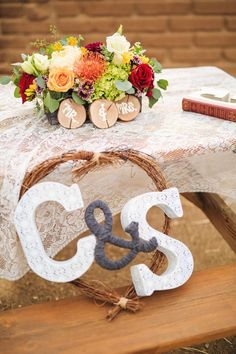 Romantic Western Wedding With Chic Rustic Details - Weddbook