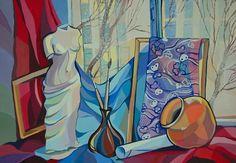 Коммерческие галереи - Намаконова Евгения / Декоративный натюрморт / Живопись [Другое]