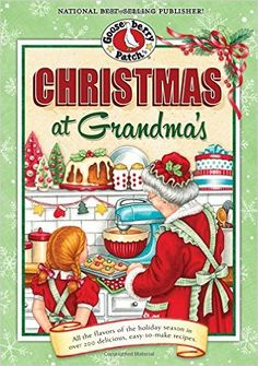 Christmas at Grandmas Cookbook Giveaway!!! - The Farmwife Crafts