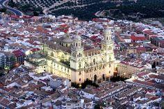 Jaén Cathedral, Andalucia, Spain (Catedral de la Asunción de la Virgen (Jaén) Andalucia, España by Catedrales e Iglesias, via Flickr)