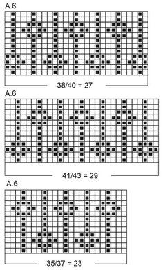 Diamond Seas - tweekleurig - Free pattern by DROPS Design Loom Knitting Patterns, Knitting Charts, Knitting Stitches, Knitting Socks, Free Knitting, Stitch Patterns, Tapestry Crochet Patterns, Knitting Tutorials, Crochet Diagram