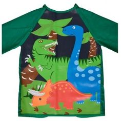 Bobble Art - Smock - Dinosaur
