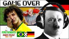 Brasil X Alemanha - Piores Momentos da Copa 2014