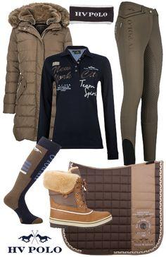 .HV Polo Winter Brown Debben #Epplejeck #hvpolo #brown #debben #winter16
