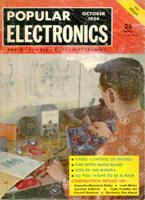 Every issue from 1954 to 1982!  POPULAR ELECTRONICS: Consumer Electronics and Experimenter magazine