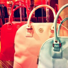 Tory Burch Robinson bags for the Fall...I need one now!!