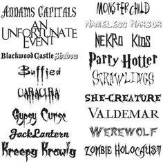 FREE Scary fonts | Macworld