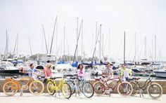 Pedego Electric Bikes #colors #electricbikes #coronado #beachcruiser