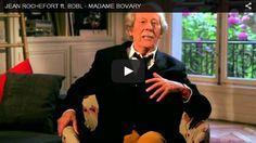 """Jean Rochefort résume """"Madame Bovary"""" en langage de jeunes"""