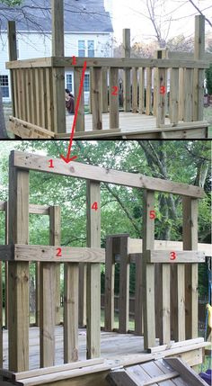 How to Build a DIY Wooden Playground/Playset