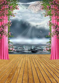Outstanding Stage x Digital Printing Backdrop Photography Backgroud Fantasy Background, Studio Background Images, Photo Background Images, Photo Backgrounds, Wallpaper Backgrounds, Wedding Invitation Background, Wedding Background, Green Screen Photo, Episode Backgrounds