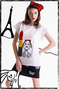 Snoopy would approve of this Peanuts collection exclusively for Colette