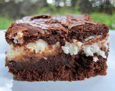PHILADELPHIA Cream Cheese Brownies