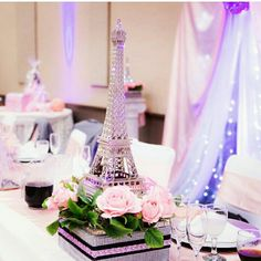 Helpful shared quinceanera party planning Watch for Paris Quinceanera Theme, Quinceanera Planning, Quinceanera Decorations, Quinceanera Party, Wedding Decorations, Themes For Quinceanera, Paris Party Decorations, Quinceanera Dresses, Paris Birthday Parties