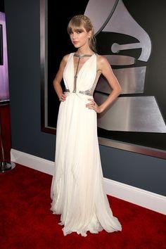 todas las fotografías de la alfombra roja de la 55 edición de los premios Grammy: Taylor Swift | Galería de fotos 5 de 28 | Vogue