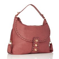 I love this bag! Wish I had gotten two for when I wear it out.JustFab