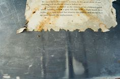 what you'll need:   Old book for the paper   Coffee or tea ( I used instant coffee and it was a lot simpler for me)   Cookie Sheets   Ov...