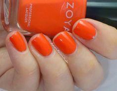 @Zoya Nail Polish Rocha | Amandalandish