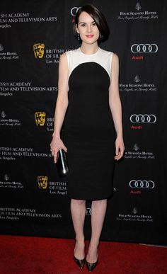 Michelle Dockery in Stella McCartney | Tom & Lorenzo Fabulous & Opinionated