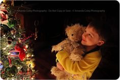 The smile on his little face warms my heart.  Christmas Tree love! Christmas, Tree, Train, Picture, Ideas, Portraits, Holiday, Lights, Kids, Family, Photography, Cards, Santa, Merry