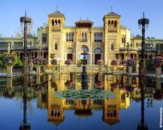 UNESCO World Heritage Plaza de España, Sevilla, Spain. Malaga, Places To Travel, Places To See, Seville Spain, Spain And Portugal, Andalusia, Algarve, Spain Travel, Granada