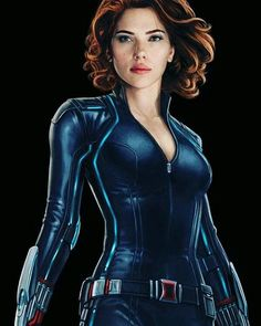 Black Widow (Scarlet Johansson)