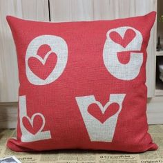 """45*45cm Back to School Love Word Best Gift for Friend Burlap Cushion Covers Pillow Case :         .        Product name: Cushion Cover CC145  Size:18""""x18"""" (45cmx45cm)  Material: Linen Cotton  Cushion Cover only, Price is for 1pc.    Remark:   1.The Printing is in the front, no printing only natural color of linen in the back.  2.All cushions are handmade, so please understand there ma...Check Price >> http://gethotprice.com/appin/?t=B0091H99NM"""